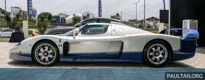GALLERY: Maserati MC12 – this RM10m car lives in PJ Image #934687
