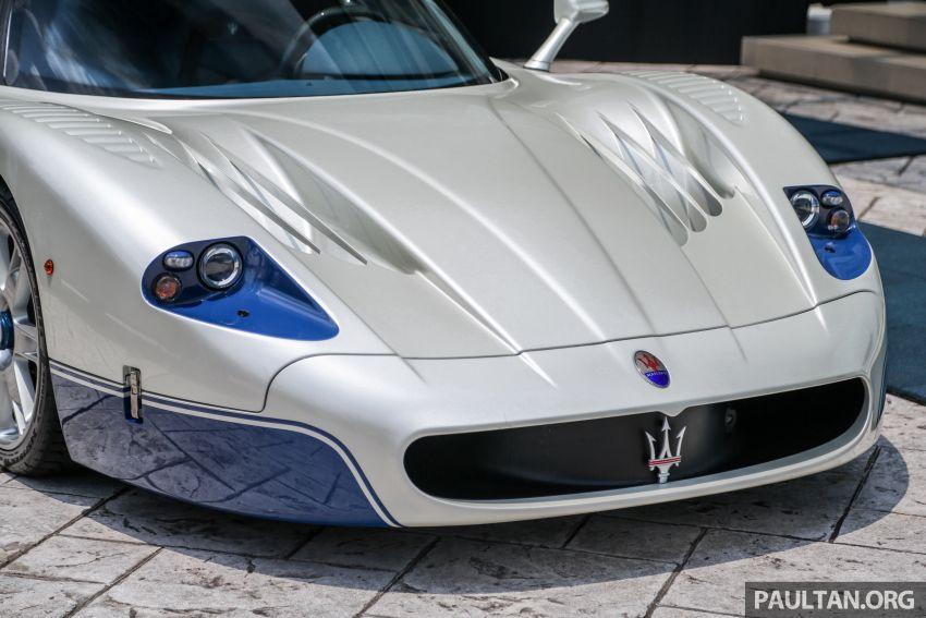 GALERI: Maserati MC12 dipamerkan di NAZA Italia PJ Image #934982