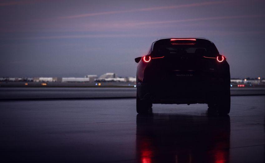 Mazda CX-30 tampil di Geneva Motor Show – SUV baharu yang diposisikan antara CX-3 dan CX-5 Image #930136