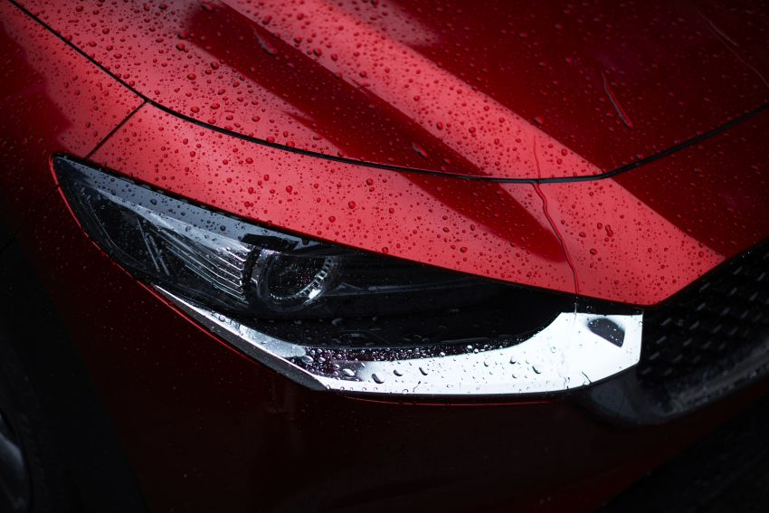 Mazda CX-30 makes its debut at Geneva Motor Show – new SUV is positioned between the CX-3 and CX-5 Image #930056