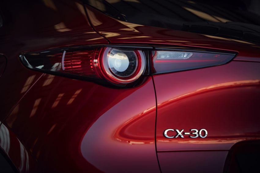 Mazda CX-30 tampil di Geneva Motor Show – SUV baharu yang diposisikan antara CX-3 dan CX-5 Image #930141