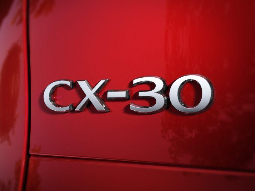 Mazda CX-30 tampil di Geneva Motor Show – SUV baharu yang diposisikan antara CX-3 dan CX-5 Image #930142