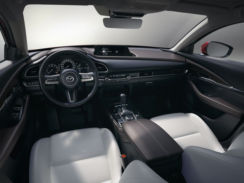 Mazda CX-30 tampil di Geneva Motor Show – SUV baharu yang diposisikan antara CX-3 dan CX-5 Image #930149