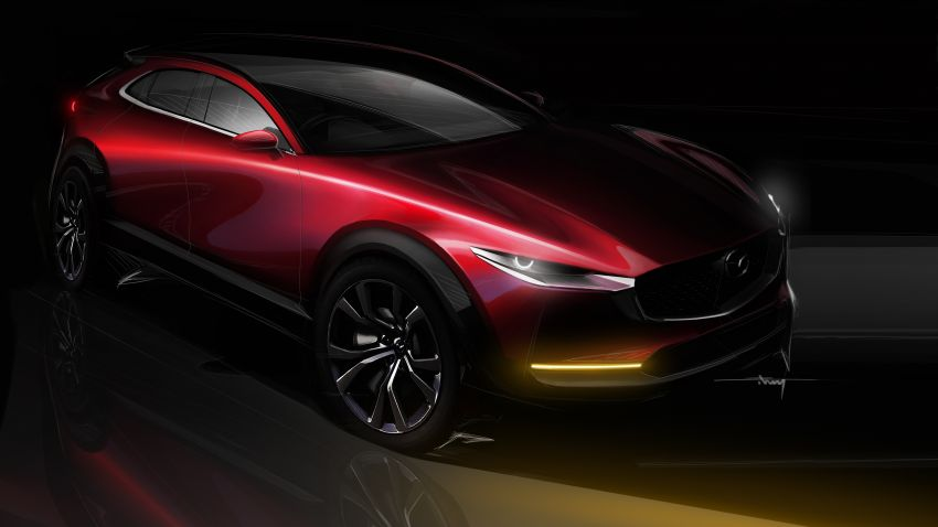 Mazda CX-30 makes its debut at Geneva Motor Show – new SUV is positioned between the CX-3 and CX-5 Image #930061