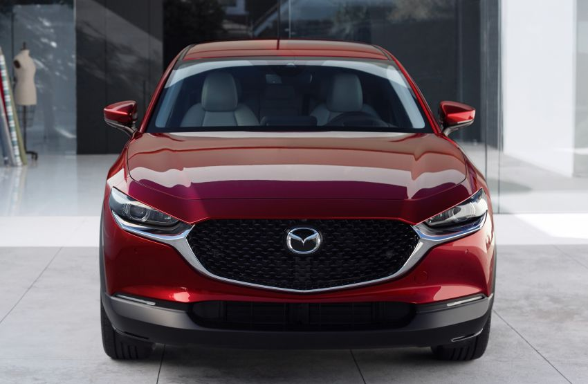 Mazda CX-30 makes its debut at Geneva Motor Show – new SUV is positioned between the CX-3 and CX-5 Image #930042