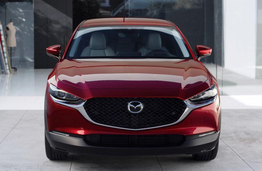 Mazda CX-30 tampil di Geneva Motor Show – SUV baharu yang diposisikan antara CX-3 dan CX-5 Image #930125