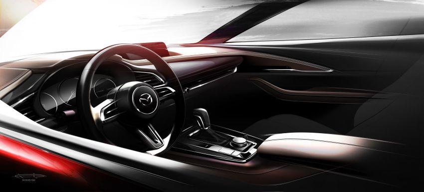 Mazda CX-30 tampil di Geneva Motor Show – SUV baharu yang diposisikan antara CX-3 dan CX-5 Image #930151