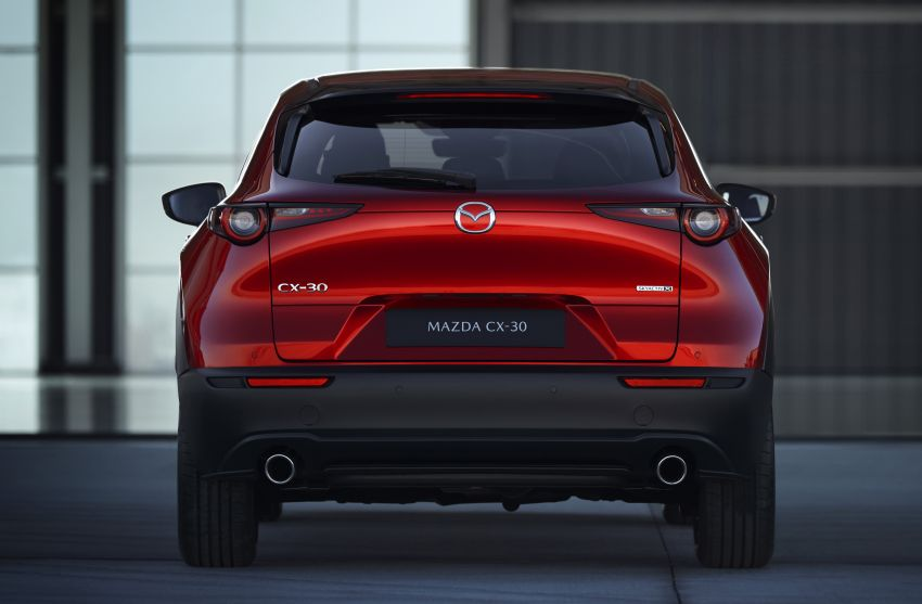Mazda CX-30 makes its debut at Geneva Motor Show – new SUV is positioned between the CX-3 and CX-5 Image #930046