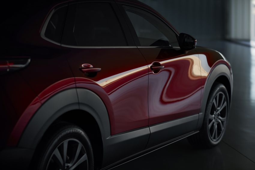 Mazda CX-30 makes its debut at Geneva Motor Show – new SUV is positioned between the CX-3 and CX-5 Image #930048