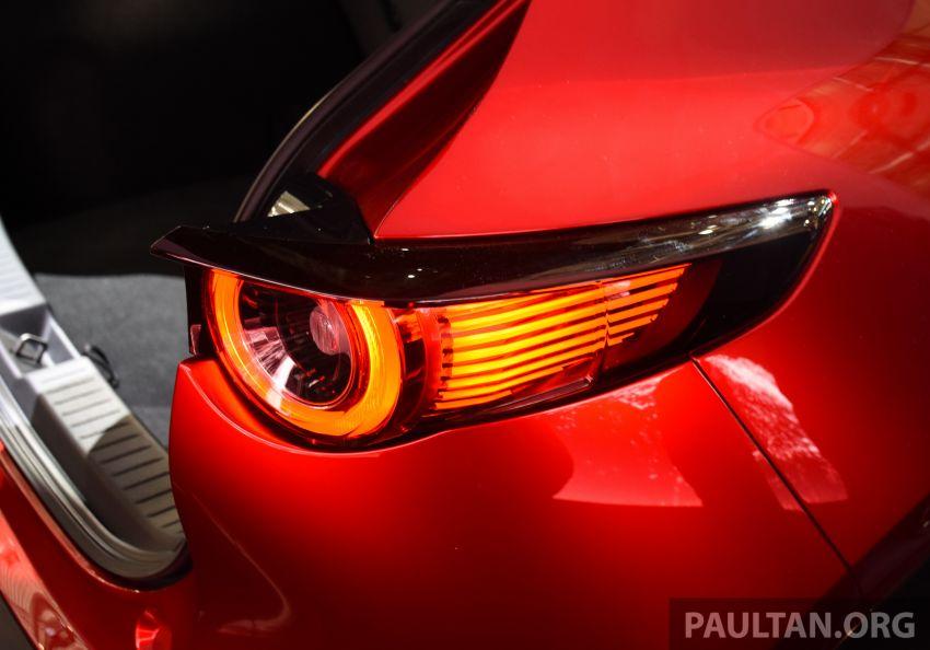 Mazda CX-30 tampil di Geneva Motor Show – SUV baharu yang diposisikan antara CX-3 dan CX-5 Image #930714