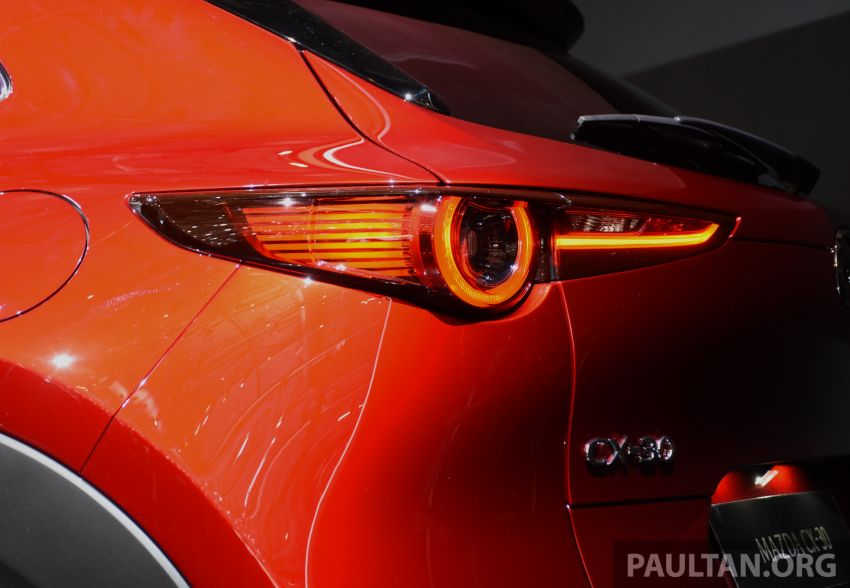 Mazda CX-30 makes its debut at Geneva Motor Show – new SUV is positioned between the CX-3 and CX-5 Image #930639