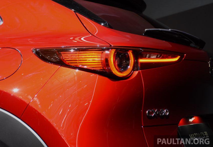 Mazda CX-30 tampil di Geneva Motor Show – SUV baharu yang diposisikan antara CX-3 dan CX-5 Image #930727