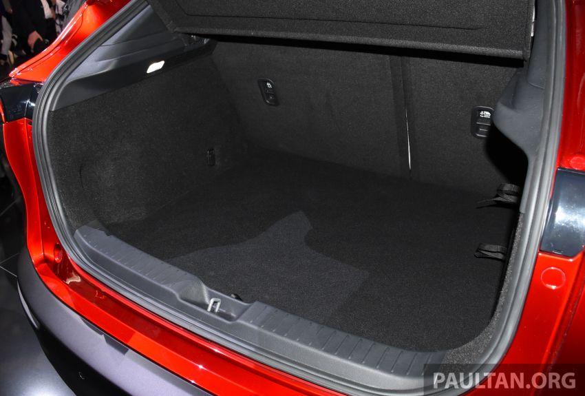 Mazda CX-30 tampil di Geneva Motor Show – SUV baharu yang diposisikan antara CX-3 dan CX-5 Image #930717