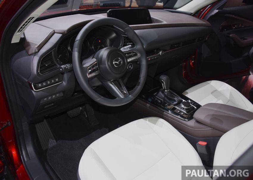 Mazda CX-30 tampil di Geneva Motor Show – SUV baharu yang diposisikan antara CX-3 dan CX-5 Image #930728