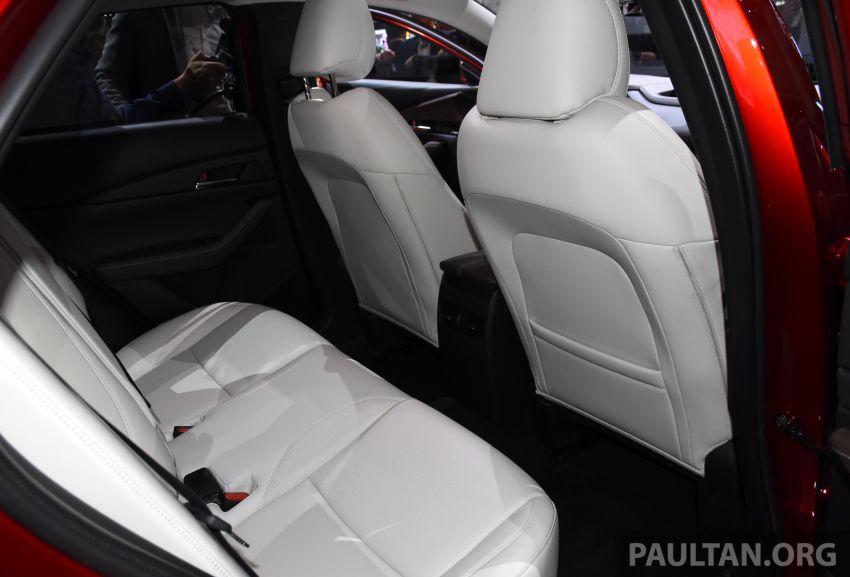 Mazda CX-30 tampil di Geneva Motor Show – SUV baharu yang diposisikan antara CX-3 dan CX-5 Image #930719