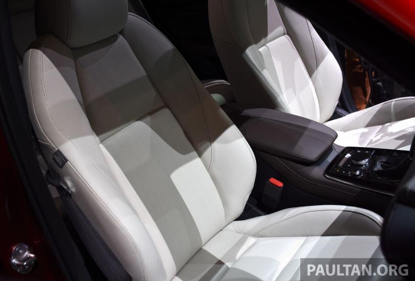 Mazda CX-30 tampil di Geneva Motor Show – SUV baharu yang diposisikan antara CX-3 dan CX-5 Image #930722