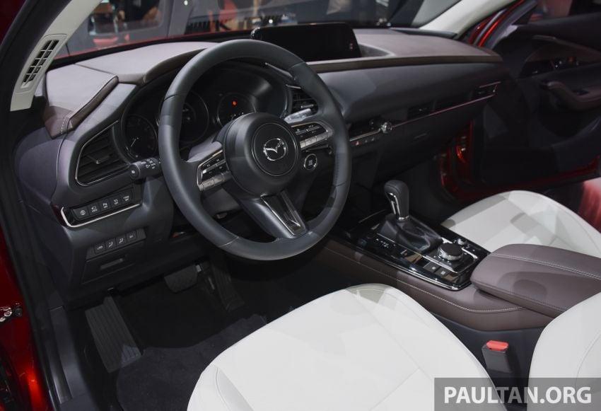 Mazda CX-30 tampil di Geneva Motor Show – SUV baharu yang diposisikan antara CX-3 dan CX-5 Image #930724