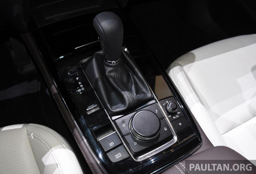 Mazda CX-30 tampil di Geneva Motor Show – SUV baharu yang diposisikan antara CX-3 dan CX-5 Image #930726