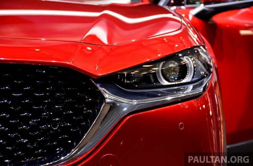Mazda CX-30 makes its debut at Geneva Motor Show – new SUV is positioned between the CX-3 and CX-5 Image #930630