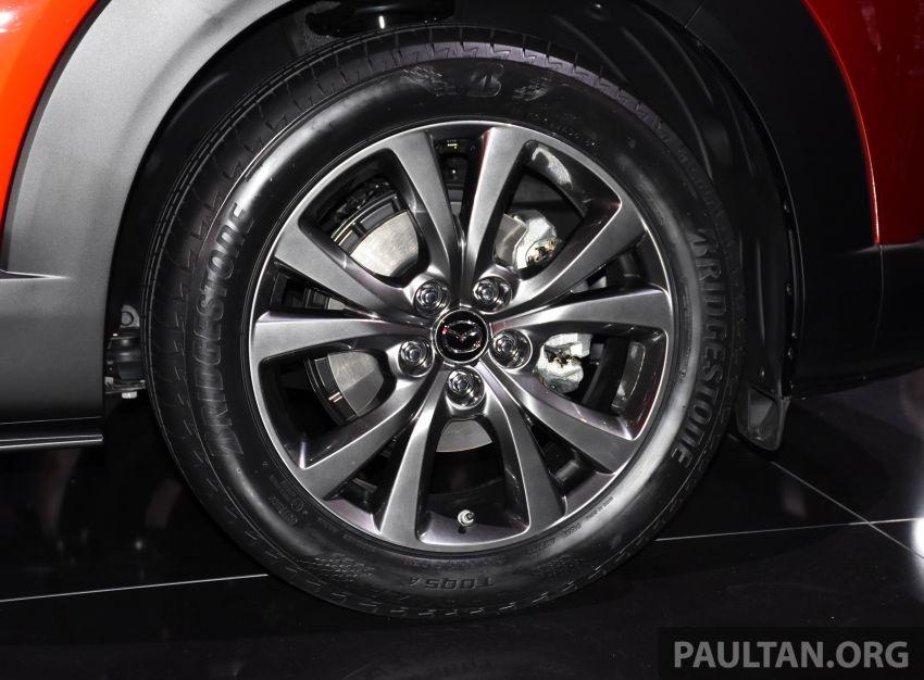 Mazda CX-30 tampil di Geneva Motor Show – SUV baharu yang diposisikan antara CX-3 dan CX-5 Image #930710