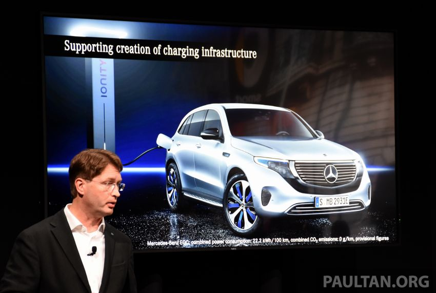 Mercedes-Benz PHEV electric-only range to increase to 100 km – plug-in A-Class and B-Class due this year Image #929550