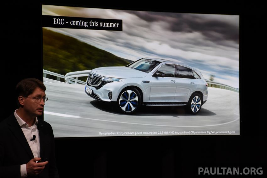 Mercedes-Benz PHEV electric-only range to increase to 100 km – plug-in A-Class and B-Class due this year Image #929548