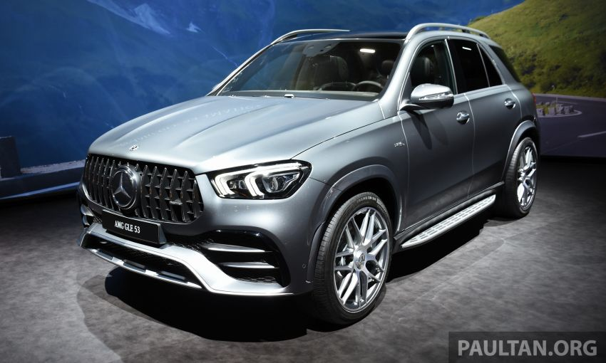 All Mercedes-AMG models to feature a PHEV variant Image #935205