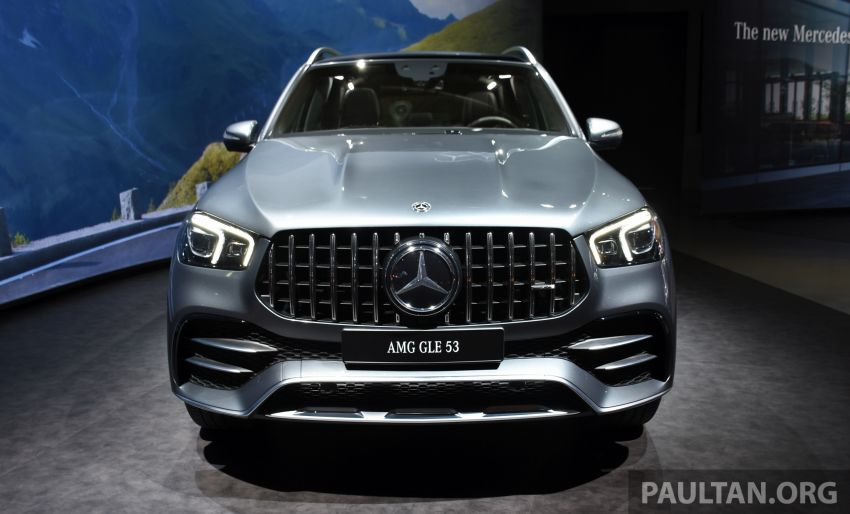 All Mercedes-AMG models to feature a PHEV variant Image #935208