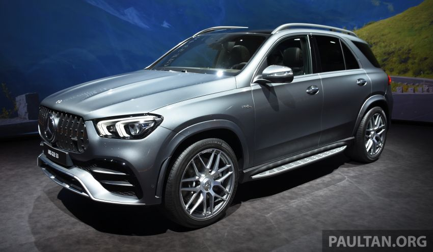 All Mercedes-AMG models to feature a PHEV variant Image #935210