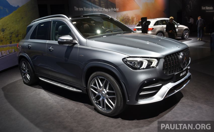 All Mercedes-AMG models to feature a PHEV variant Image #935211