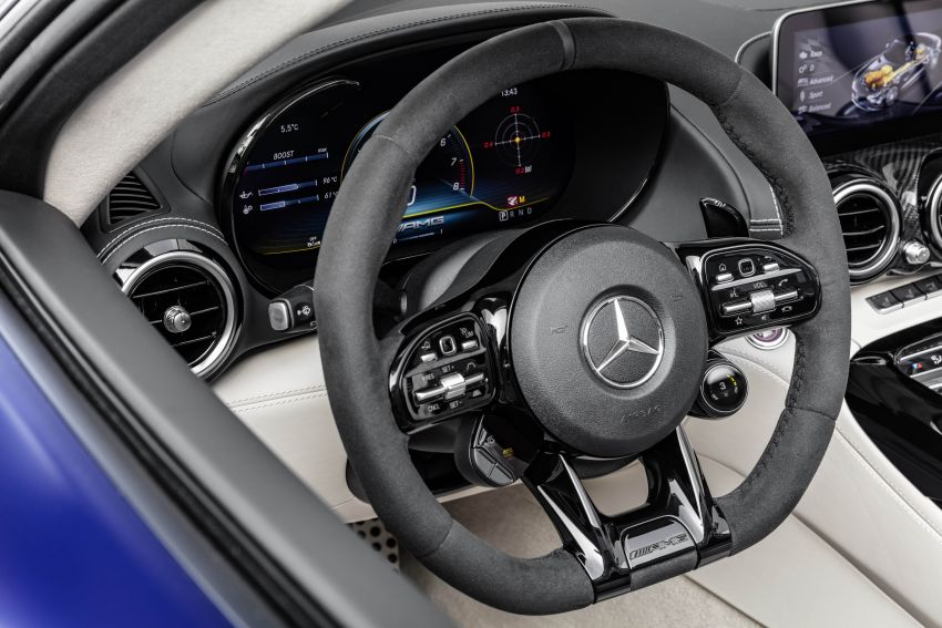 Mercedes-AMG GT R Roadster debuts – only 750 units Image #929430