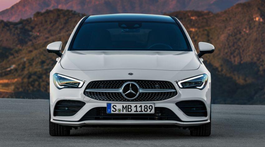 Mercedes-Benz CLA Shooting Brake X118 – model generasi kedua tiba di Geneva, lancar pada September Image #930570