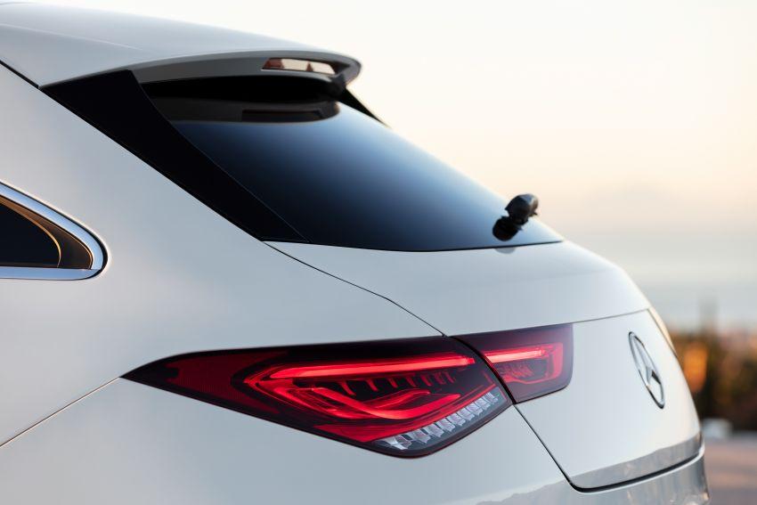 X118 Mercedes-Benz CLA Shooting Brake – second-gen unveiled in Geneva, market entry in September Image #930326