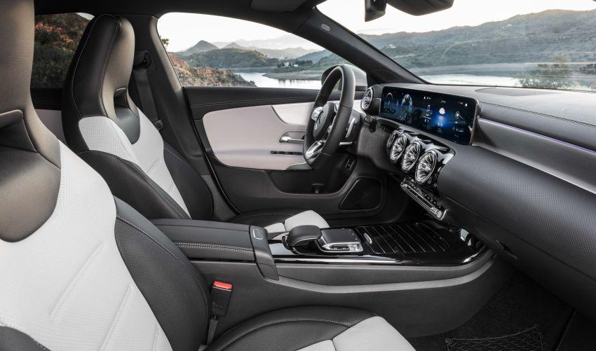 X118 Mercedes-Benz CLA Shooting Brake – second-gen unveiled in Geneva, market entry in September Image #930327