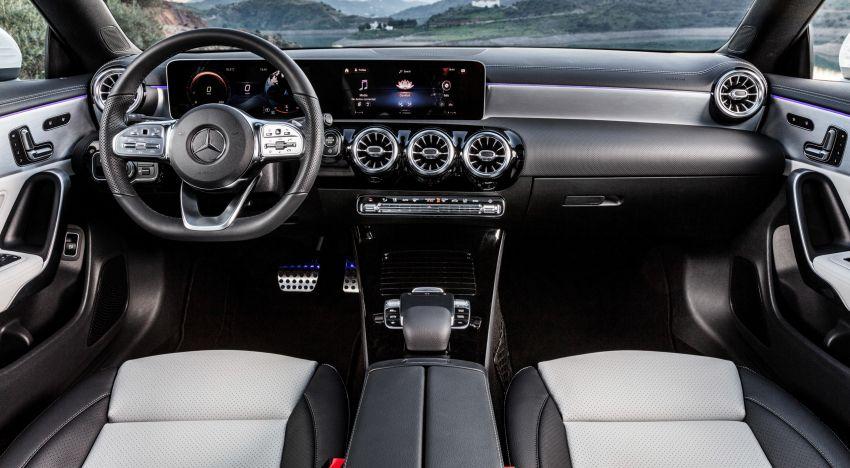 Mercedes-Benz CLA Shooting Brake X118 – model generasi kedua tiba di Geneva, lancar pada September Image #930574