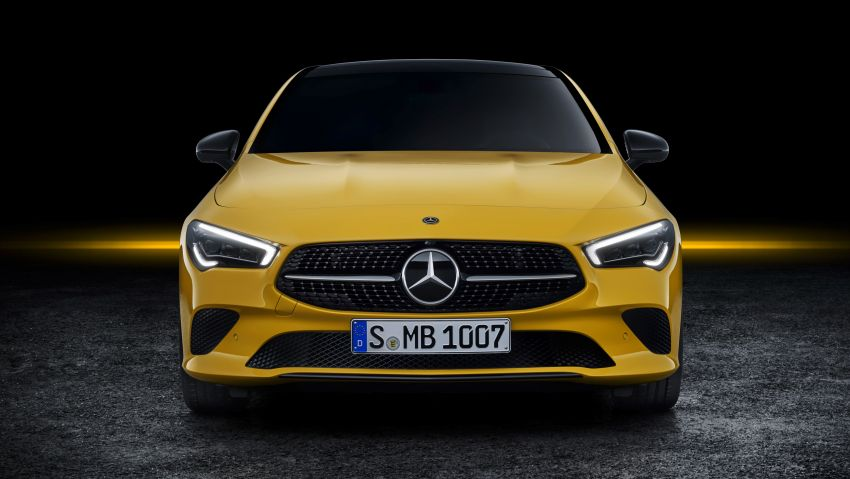 X118 Mercedes-Benz CLA Shooting Brake – second-gen unveiled in Geneva, market entry in September Image #930312