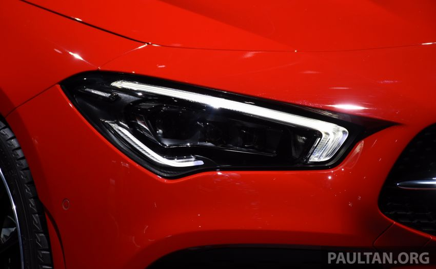X118 Mercedes-Benz CLA Shooting Brake – second-gen unveiled in Geneva, market entry in September Image #930293