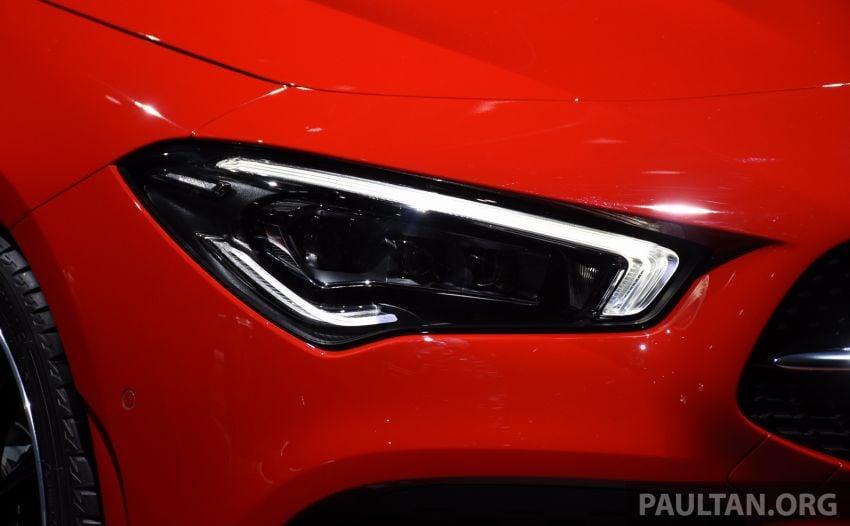 Mercedes-Benz CLA Shooting Brake X118 – model generasi kedua tiba di Geneva, lancar pada September Image #930528