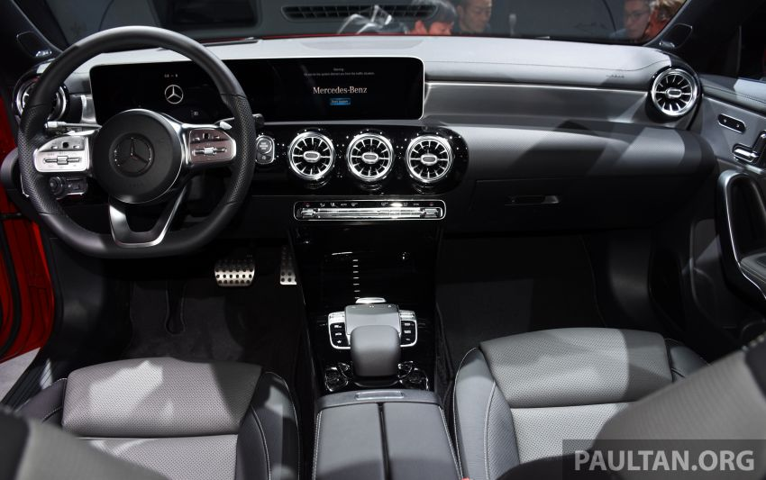 Mercedes-Benz CLA Shooting Brake X118 – model generasi kedua tiba di Geneva, lancar pada September Image #930531