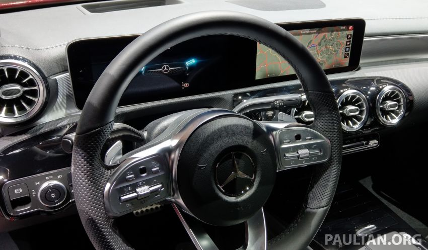 X118 Mercedes-Benz CLA Shooting Brake – second-gen unveiled in Geneva, market entry in September Image #930303
