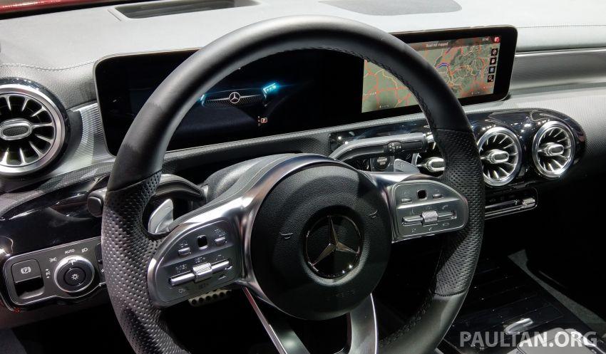 Mercedes-Benz CLA Shooting Brake X118 – model generasi kedua tiba di Geneva, lancar pada September Image #930543