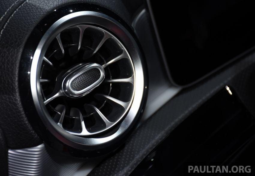 Mercedes-Benz CLA Shooting Brake X118 – model generasi kedua tiba di Geneva, lancar pada September Image #930545