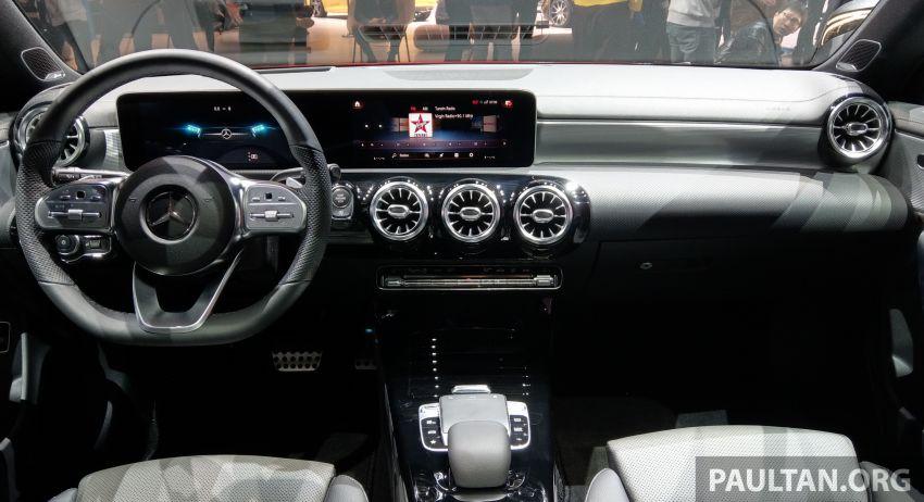 Mercedes-Benz CLA Shooting Brake X118 – model generasi kedua tiba di Geneva, lancar pada September Image #930546