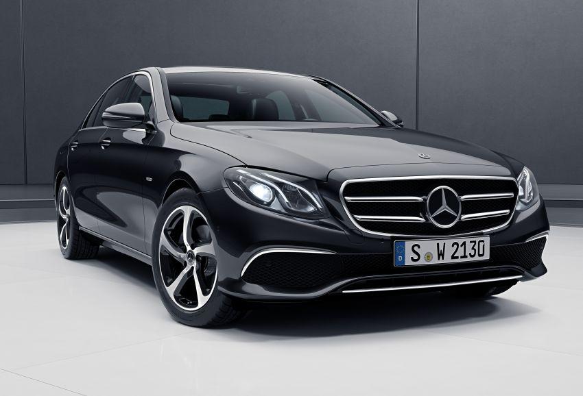 Mercedes-Benz W213 E200 SportStyle, E300 Exclusive 2019 kini di M'sia – enjin baharu, bermula RM330k Image #930190
