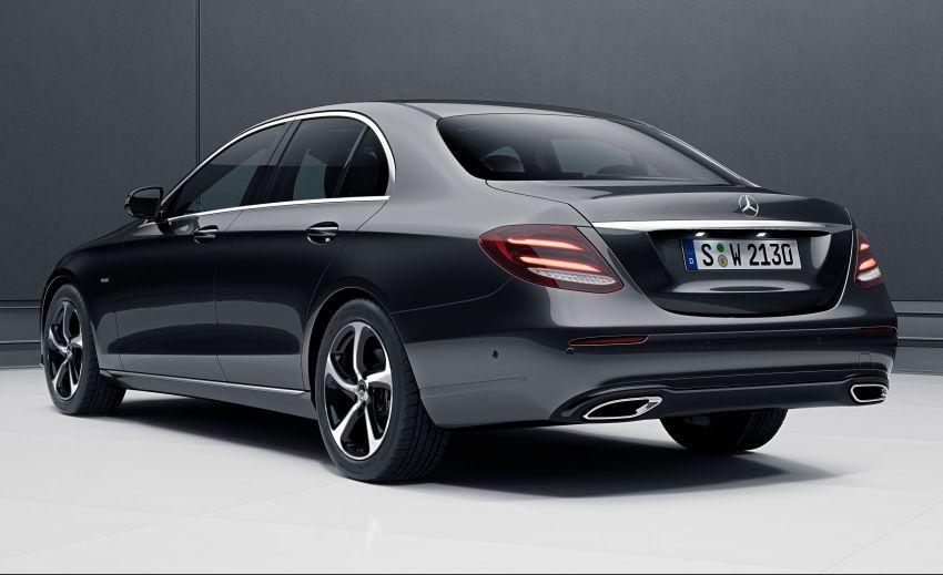 Mercedes-Benz W213 E200 SportStyle, E300 Exclusive 2019 kini di M'sia – enjin baharu, bermula RM330k Image #930196