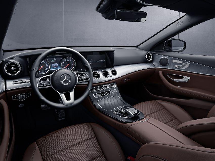 Mercedes-Benz W213 E200 SportStyle, E300 Exclusive 2019 kini di M'sia – enjin baharu, bermula RM330k Image #930199