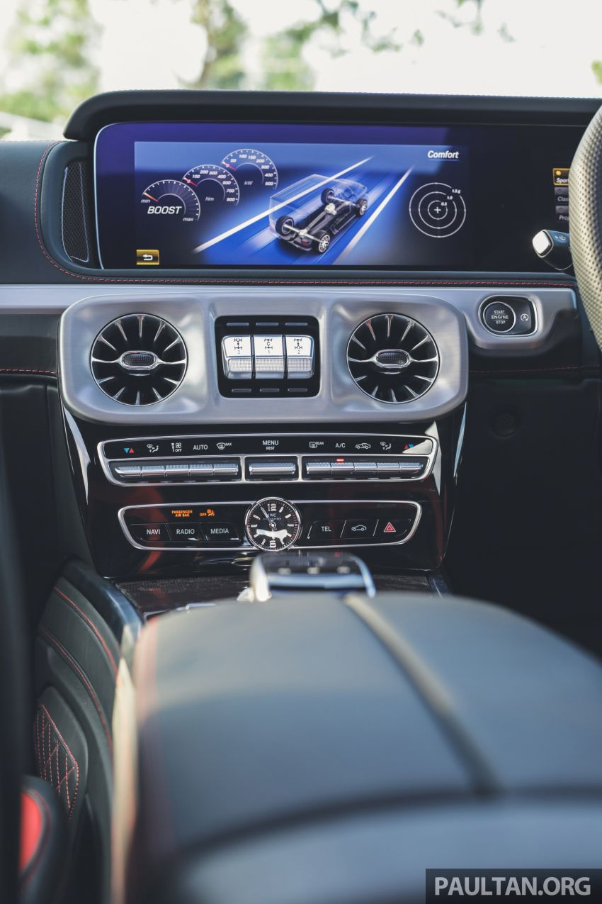 GALERI: Mercedes-AMG G 63 2019 – RM1.46 juta Image #935022