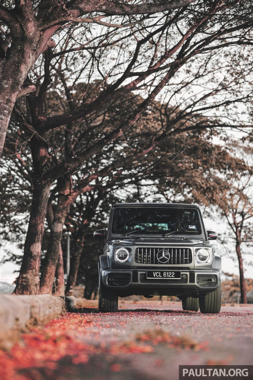 GALLERY: 2019 Mercedes-AMG G63 – RM1.46 million Image #934799