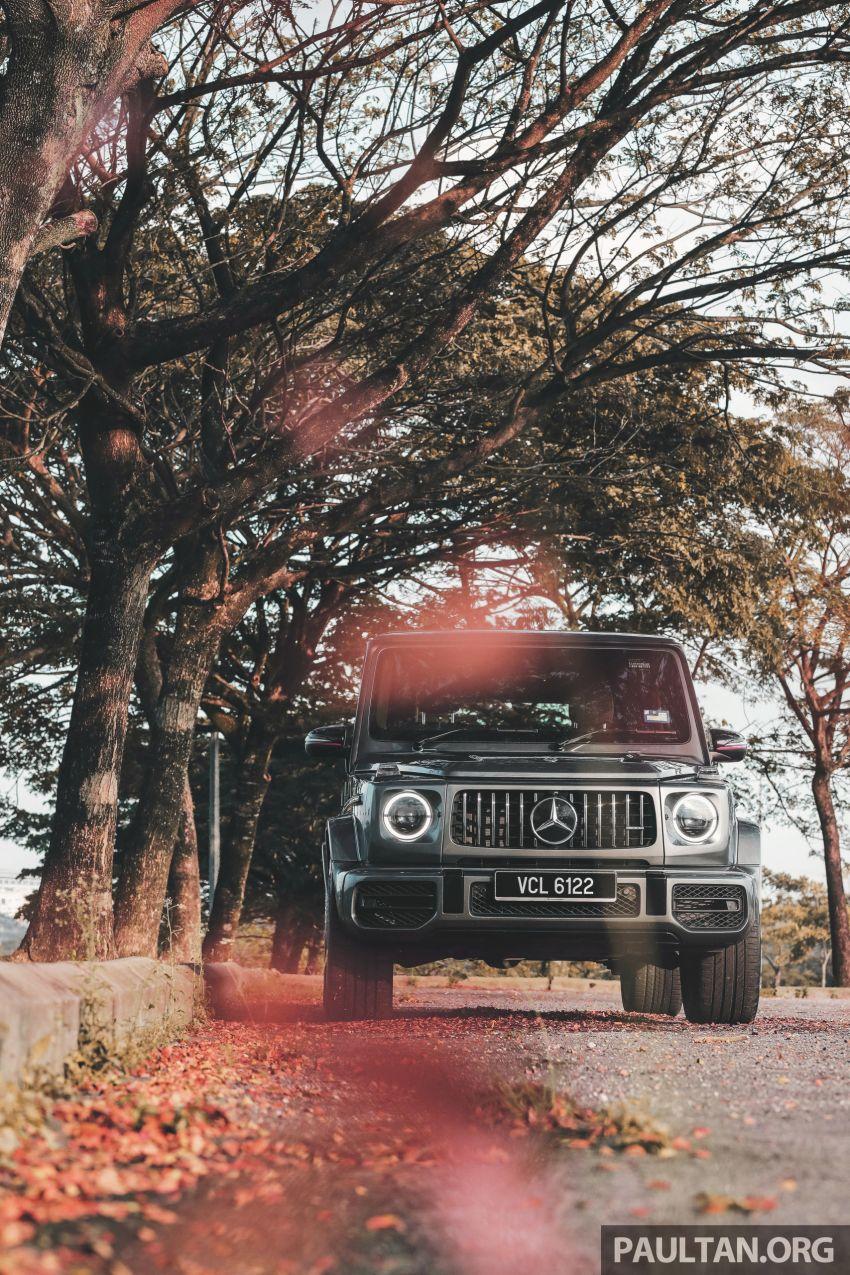 GALERI: Mercedes-AMG G 63 2019 – RM1.46 juta Image #935030