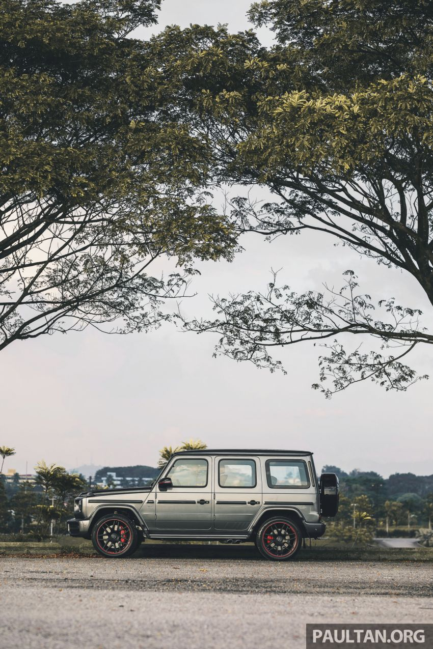 GALLERY: 2019 Mercedes-AMG G63 – RM1.46 million Image #934802